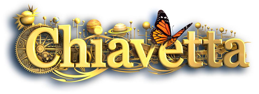 3D-Logo für das Banner einer Website