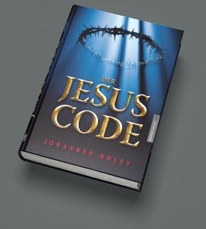 Buchumschlag-Jesus-Code