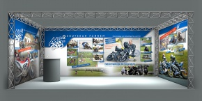 Messestand-Motorrad-Training-MS2