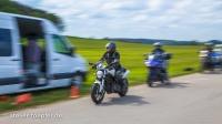 Motorrad Sicherheits Schule Alois Rausch Bremstraining