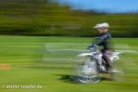 Bewegungsunschärfe: Fahrdynamik-Training auf dem Übungsgelände der MS2