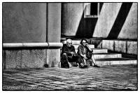 Venedig-Hochkontrast-Foto