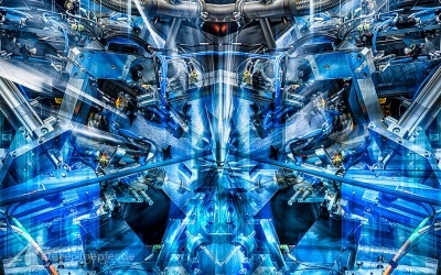 Mechatronik: Die Ästhetik des Maschinellen