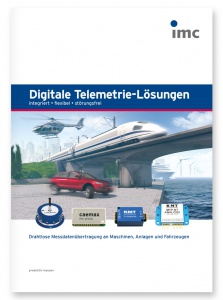 Broschüre 2018 Digitale Telemetrie-Lösungen