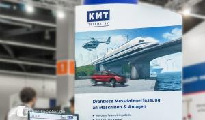 Messeposter KMT Drahtlose Messdatenerfassung