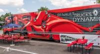 Truck-Design für den LKW-Hersteller Renault Trucks