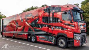 Truck-Design rot