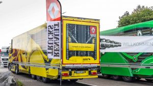 Truck-Design gelb